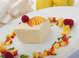 Lemon & Meringue Parfait