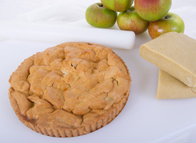 Apple Pie Large Cooked
