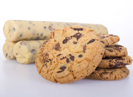Chocolate Chip Cookie Dough <span>uncooked</span> 1kg
